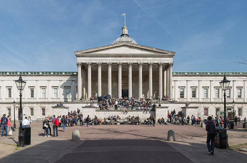 UCL front